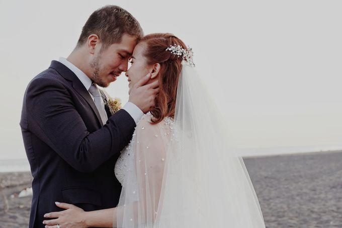 Dicky & Chelsea Wedding Day by Vivi Valencia - 048