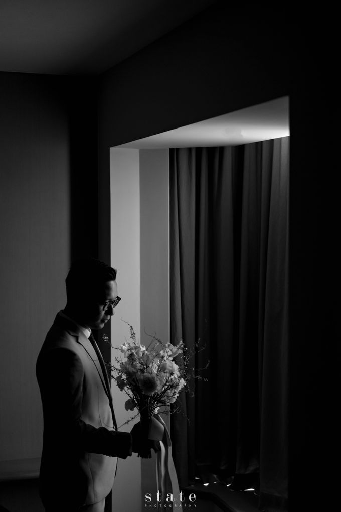 Wedding - Billy & Sharon by State Photography - 017