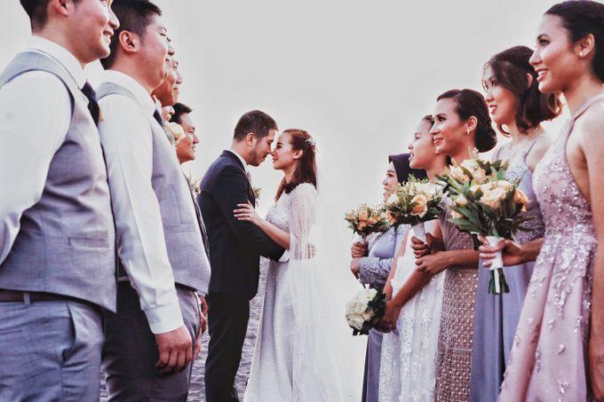 Dicky & Chelsea Wedding Day by Vivi Valencia - 045