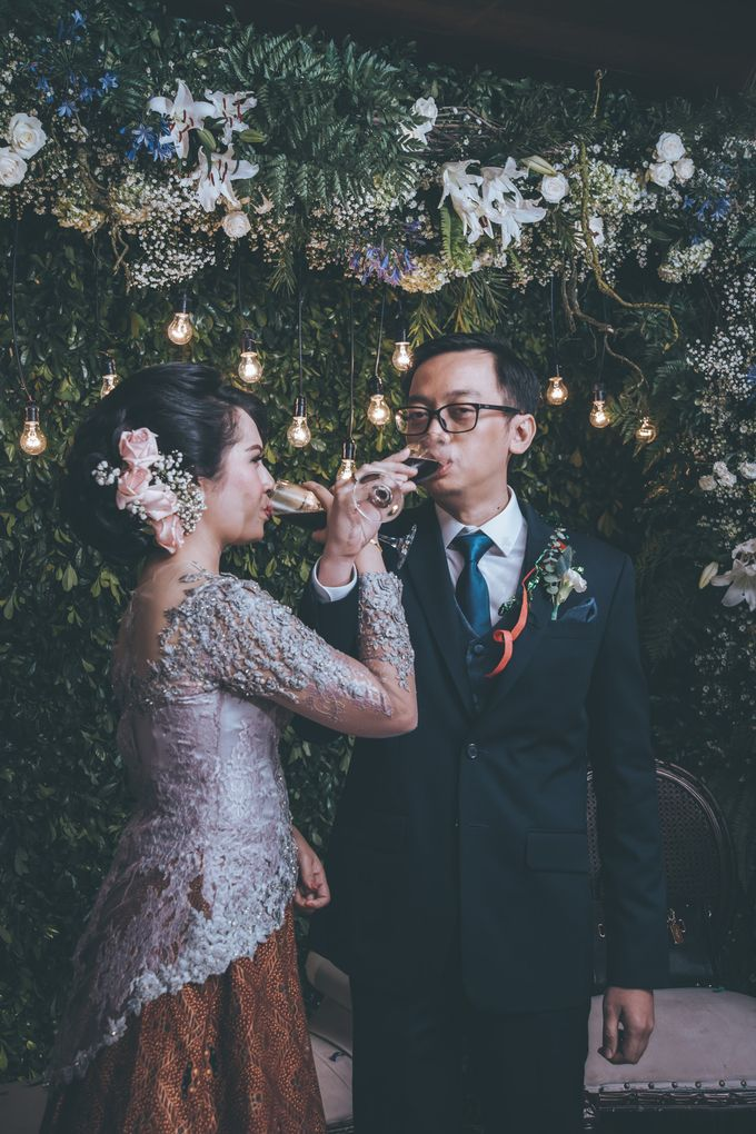 Resepsi Pernikahan Satria & Putri at Hotel Atlet Century by GoFotoVideo - 022