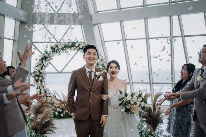 Bali Wedding of Dennis & Megan by Lentera Wedding - 044