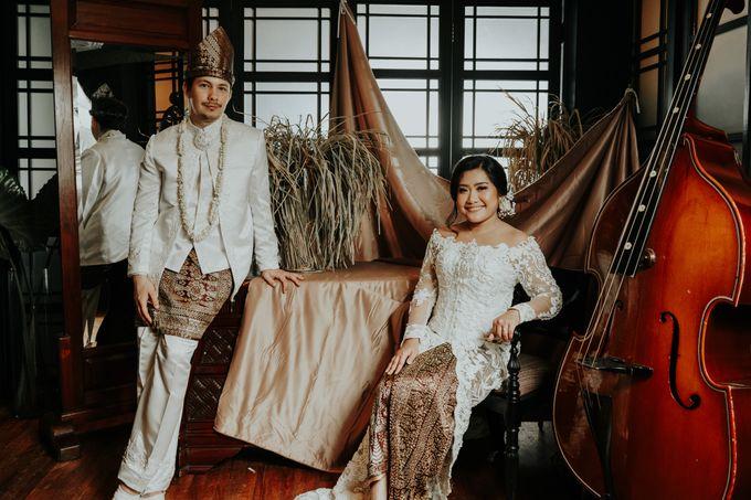 From Paris with Love - Wedding Theo & Dina by Memoira Studio - 024