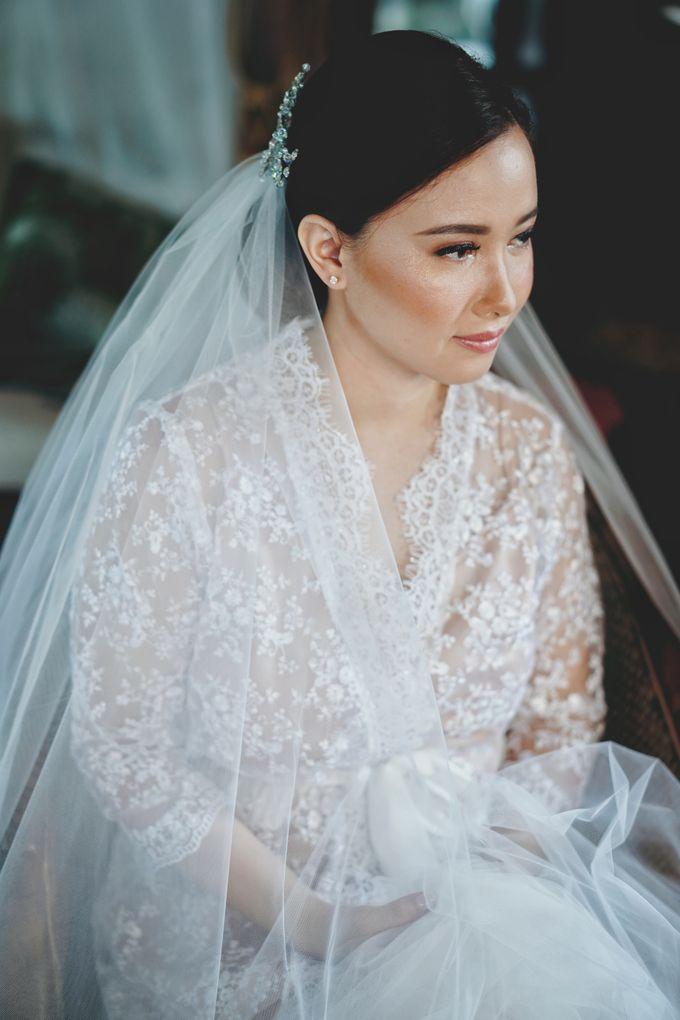 Dicky & Chelsea Wedding Day by Vivi Valencia - 003