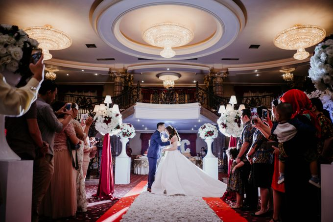 The Wedding of Hendra & Cindy by The Red Carpet Entertainment - 001