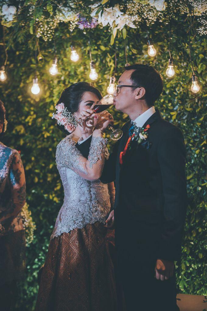 Resepsi Pernikahan Satria & Putri at Hotel Atlet Century by GoFotoVideo - 027