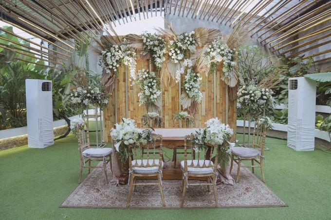 Wedding Allysha & Rachman by UK International Jakarta - 009