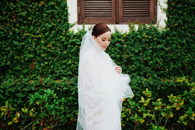 Dicky & Chelsea Wedding Day by Vivi Valencia - 012