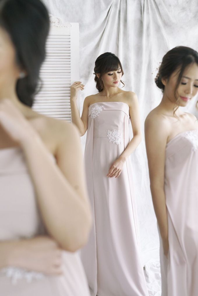 ready for rent by Lademoiselle Bridesmaids - 007