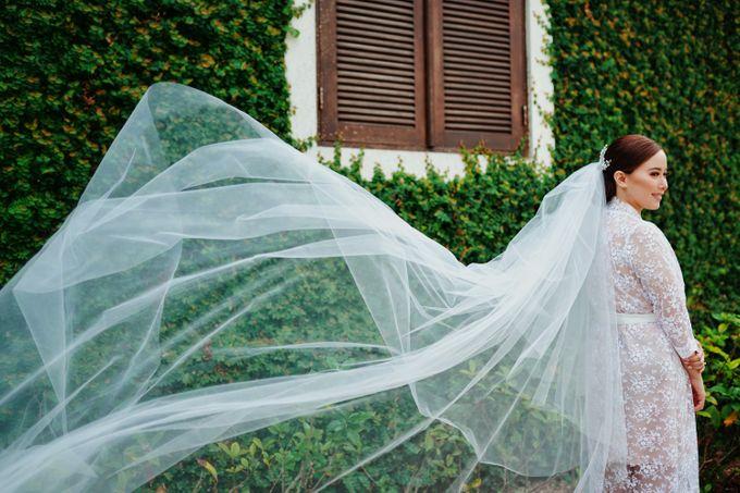 Dicky & Chelsea Wedding Day by Vivi Valencia - 013