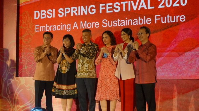 DBS Indonesia Spring Festival 2020 by MC Mandarin Linda Lin - 011