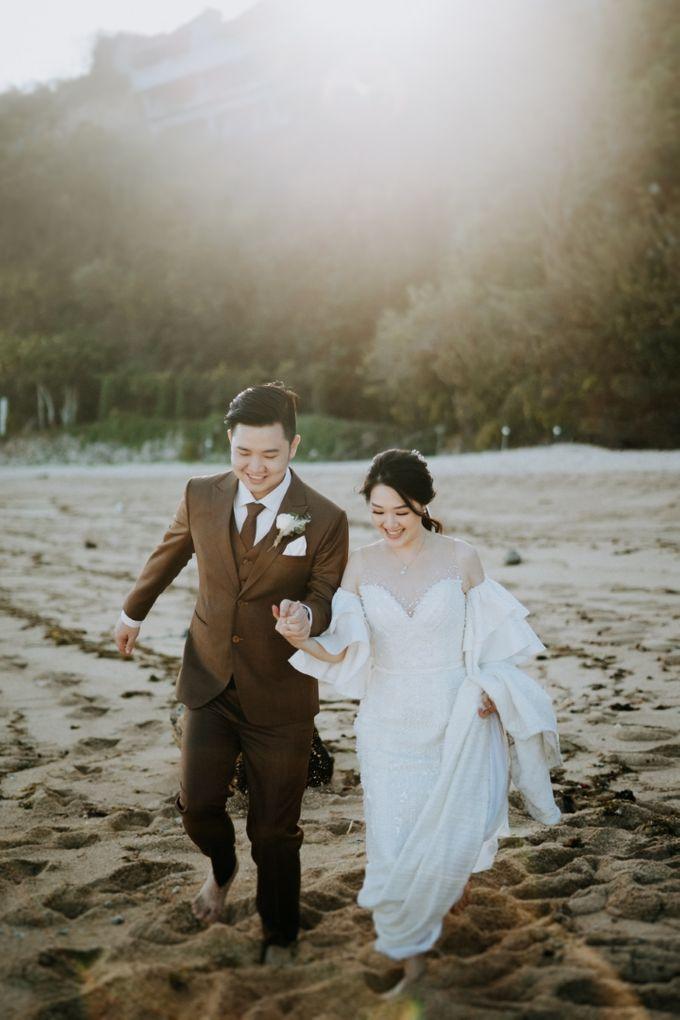 Bali Wedding of Dennis & Megan by Lentera Wedding - 046