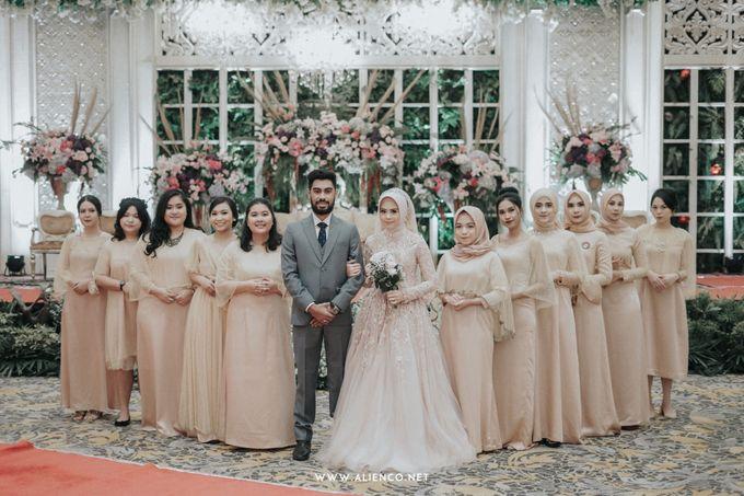 THE WEDDING OF RIO & HAYDE by alienco photography - 037