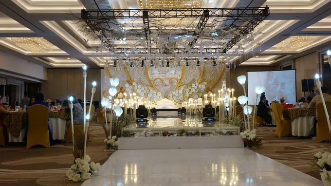 Wedding of Julius Chaisar and Patricia Winata by MC Mandarin Linda Lin - 005