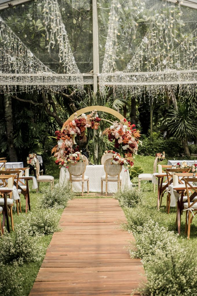 Putri & Hilman Wedding by The Sultan Hotel & Residence Jakarta - 009