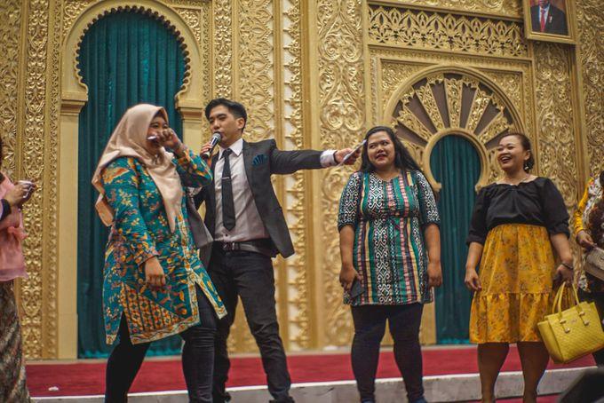 Wedding Gatherin of ERWIN & KELLY by Aldo Adela MC & Magician - 004
