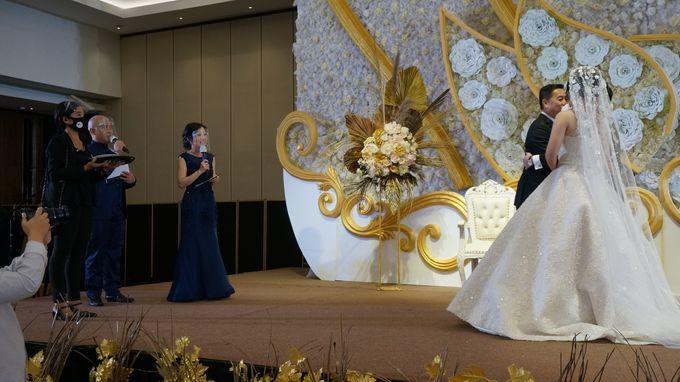 Wedding of Julius Chaisar and Patricia Winata by MC Mandarin Linda Lin - 008