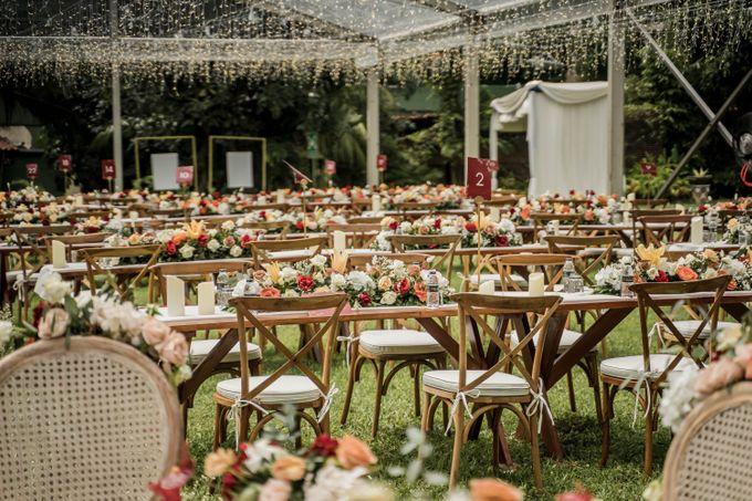 Putri & Hilman Wedding by The Sultan Hotel & Residence Jakarta - 011