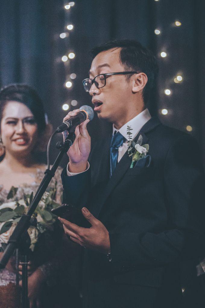 Resepsi Pernikahan Satria & Putri at Hotel Atlet Century by GoFotoVideo - 012