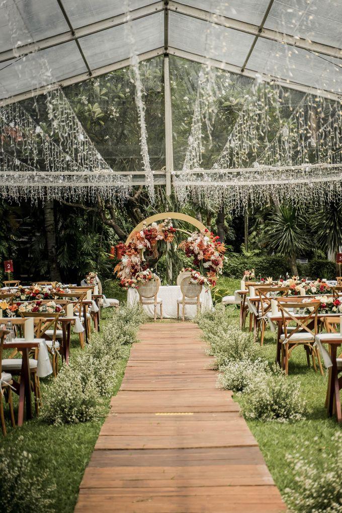 Putri & Hilman Wedding by The Sultan Hotel & Residence Jakarta - 002