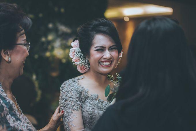 Resepsi Pernikahan Satria & Putri at Hotel Atlet Century by GoFotoVideo - 032