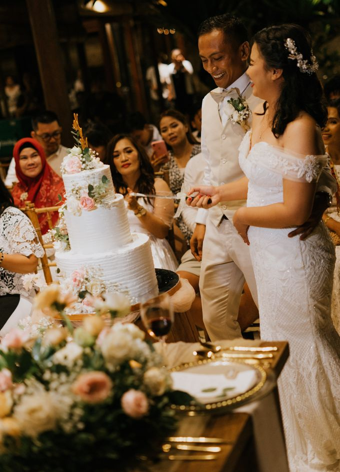 Natas & Widiyan at Villa impiana Cemagi by Cloris Decoration & Planner - 016
