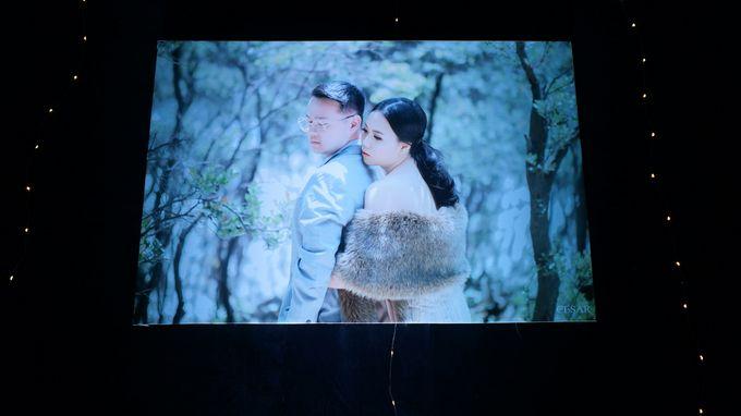 Wedding of Julius Chaisar and Patricia Winata by MC Mandarin Linda Lin - 010