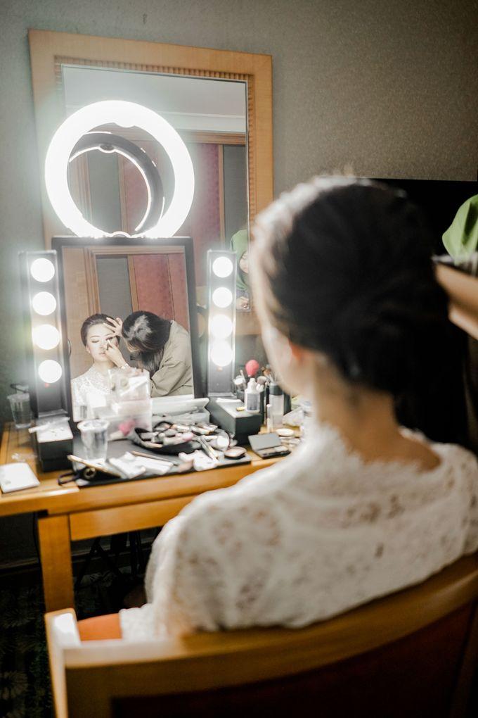 Wedding Day of Daniel & Jennie by Écru Pictures - 047