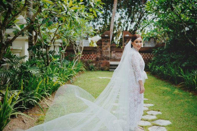 Dicky & Chelsea Wedding Day by Vivi Valencia - 016