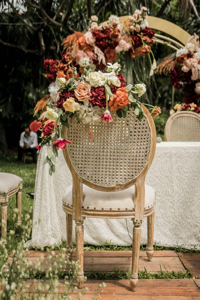 Putri & Hilman Wedding by The Sultan Hotel & Residence Jakarta - 005