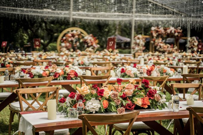 Putri & Hilman Wedding by The Sultan Hotel & Residence Jakarta - 006