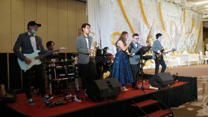 Wedding of Julius Chaisar and Patricia Winata by MC Mandarin Linda Lin - 002