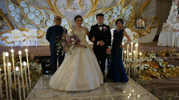 Wedding of Julius Chaisar and Patricia Winata by MC Mandarin Linda Lin - 003