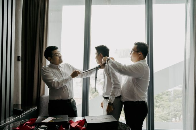 Wedding Day of Yanto & Marcella by KIN Moments - 025