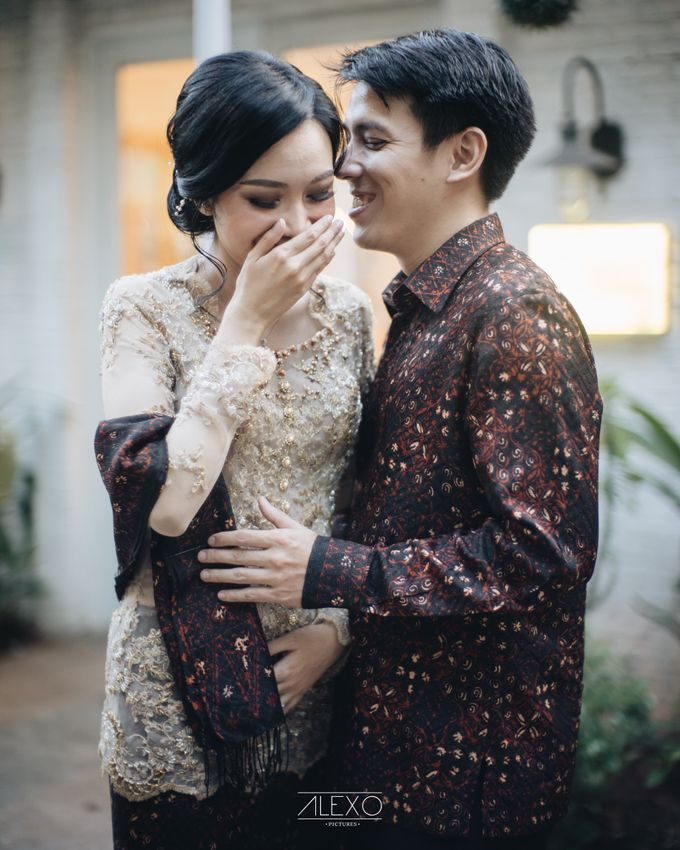 Engagement of Dhika & Riza by LACIES - 008
