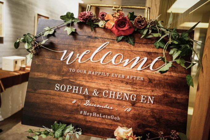 Boho Autumn Wedding by Eufloria - 001