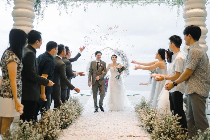 HOWARD and VINA Wedding by Lona Makeup - 002