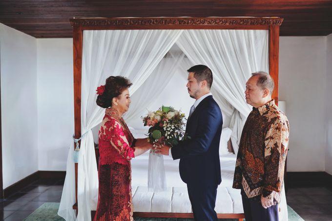 Dicky & Chelsea Wedding Day by Vivi Valencia - 008