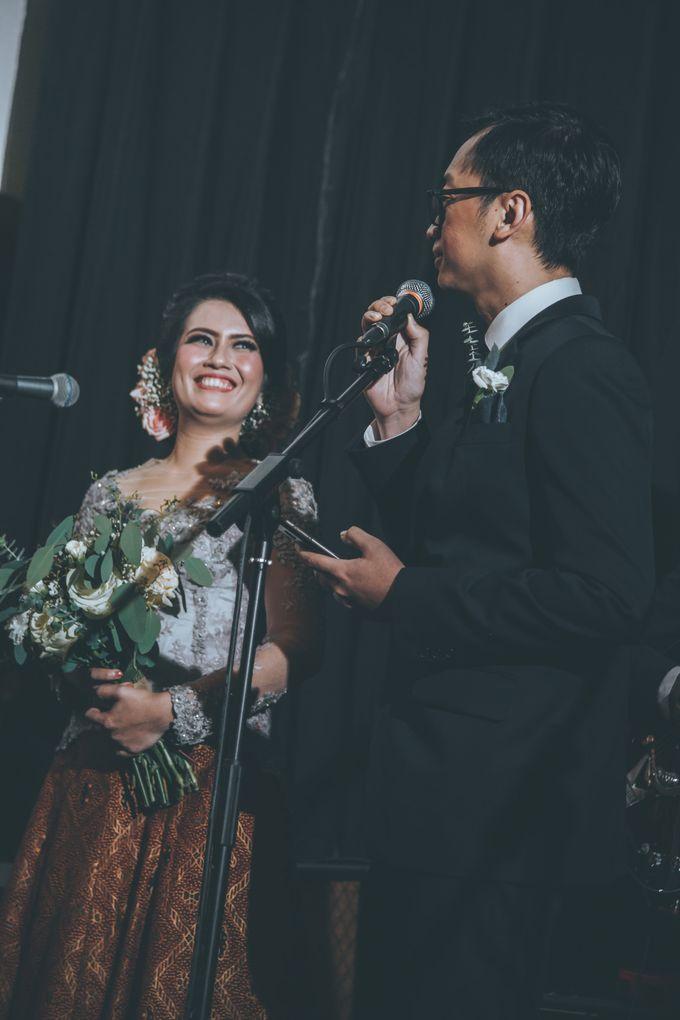 Resepsi Pernikahan Satria & Putri at Hotel Atlet Century by GoFotoVideo - 006