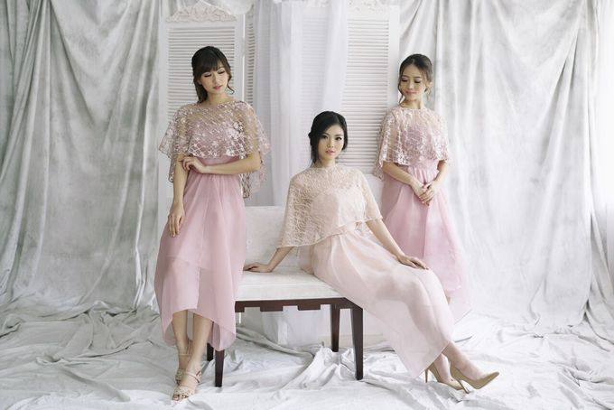 ready for rent by Lademoiselle Bridesmaids - 009