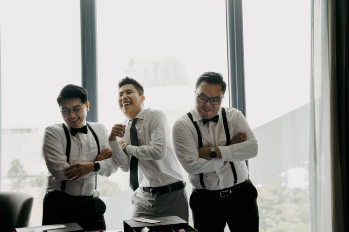 Wedding Day of Yanto & Marcella by KIN Moments - 028