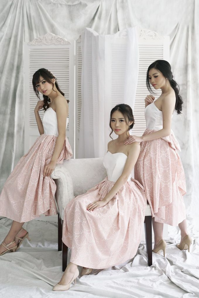 ready for rent by Lademoiselle Bridesmaids - 010