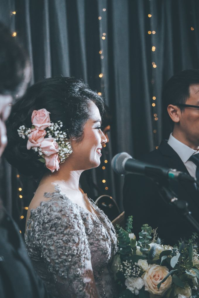 Resepsi Pernikahan Satria & Putri at Hotel Atlet Century by GoFotoVideo - 011