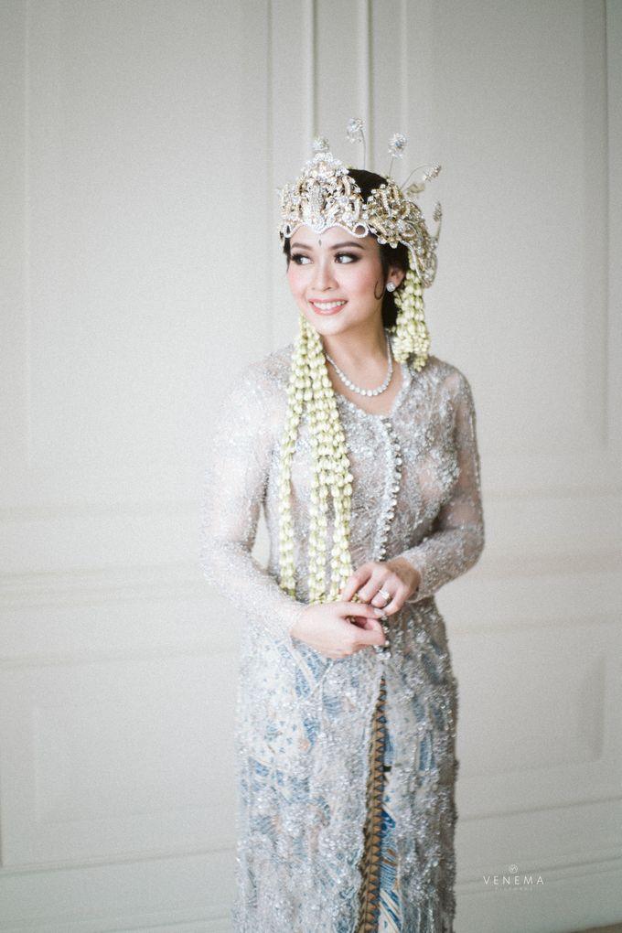 Arman & Alya Traditional Wedding Day by Verakebaya - 003