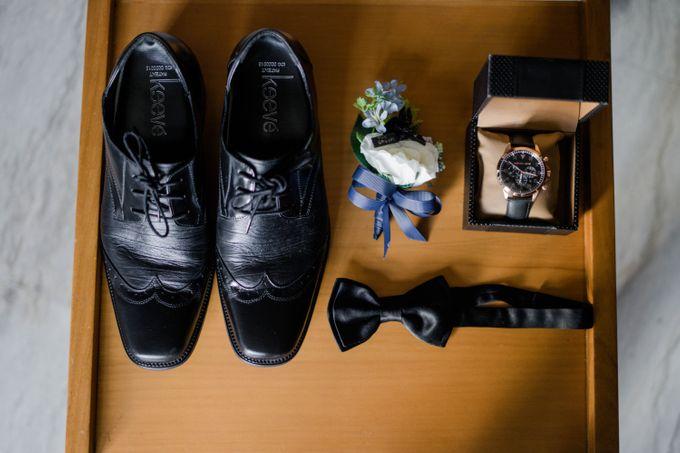 Wedding Day of Daniel & Jennie by Écru Pictures - 034