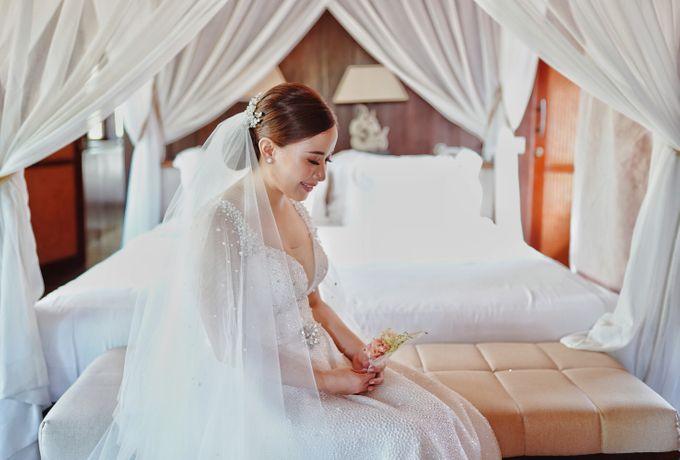 Dicky & Chelsea Wedding Day by Vivi Valencia - 021