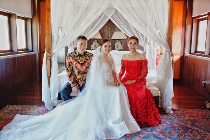 Dicky & Chelsea Wedding Day by Vivi Valencia - 009