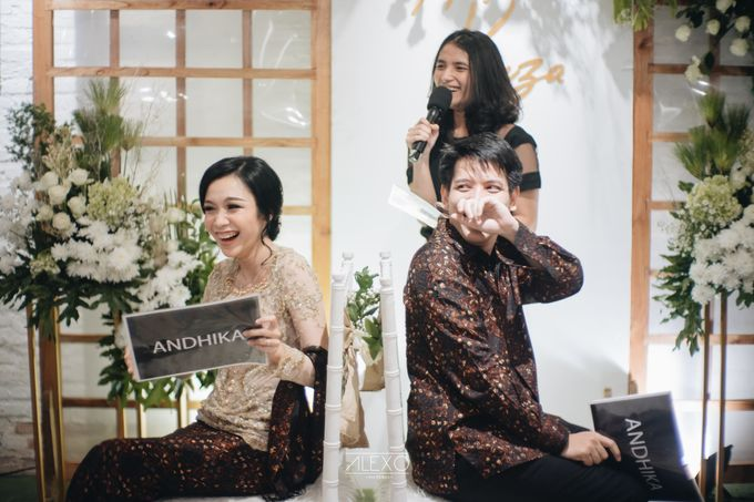 Engagement of Dhika & Riza by LACIES - 010