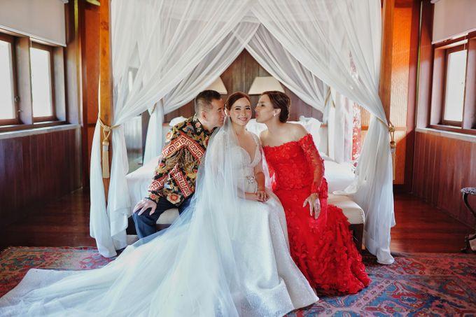 Dicky & Chelsea Wedding Day by Vivi Valencia - 010