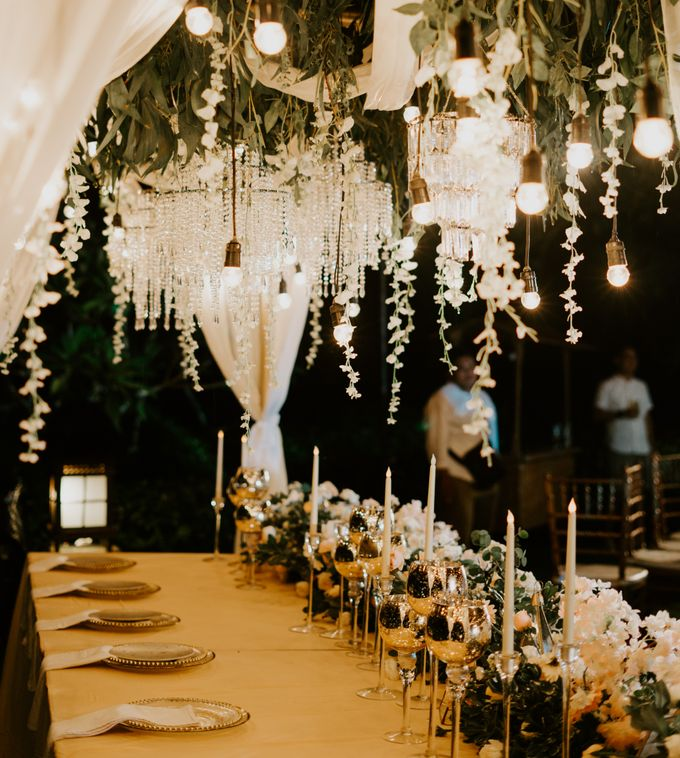 Natas & Widiyan at Villa impiana Cemagi by Cloris Decoration & Planner - 001