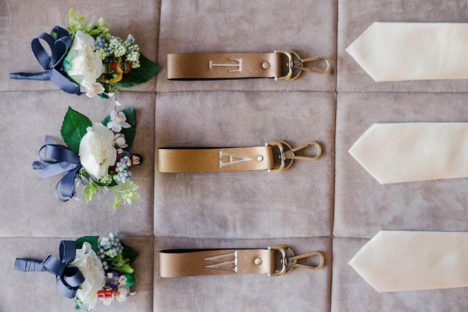Wedding Day of Daniel & Jennie by Écru Pictures - 033